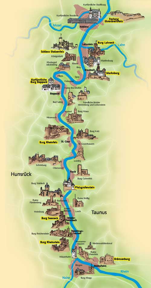 rhine river cruise map with Karte1 on Germany Rivers Map in addition susanwatt additionally Loreley Germany moreover Visitando O Rio Reno Na Alemanha additionally Switzerland Rhine.